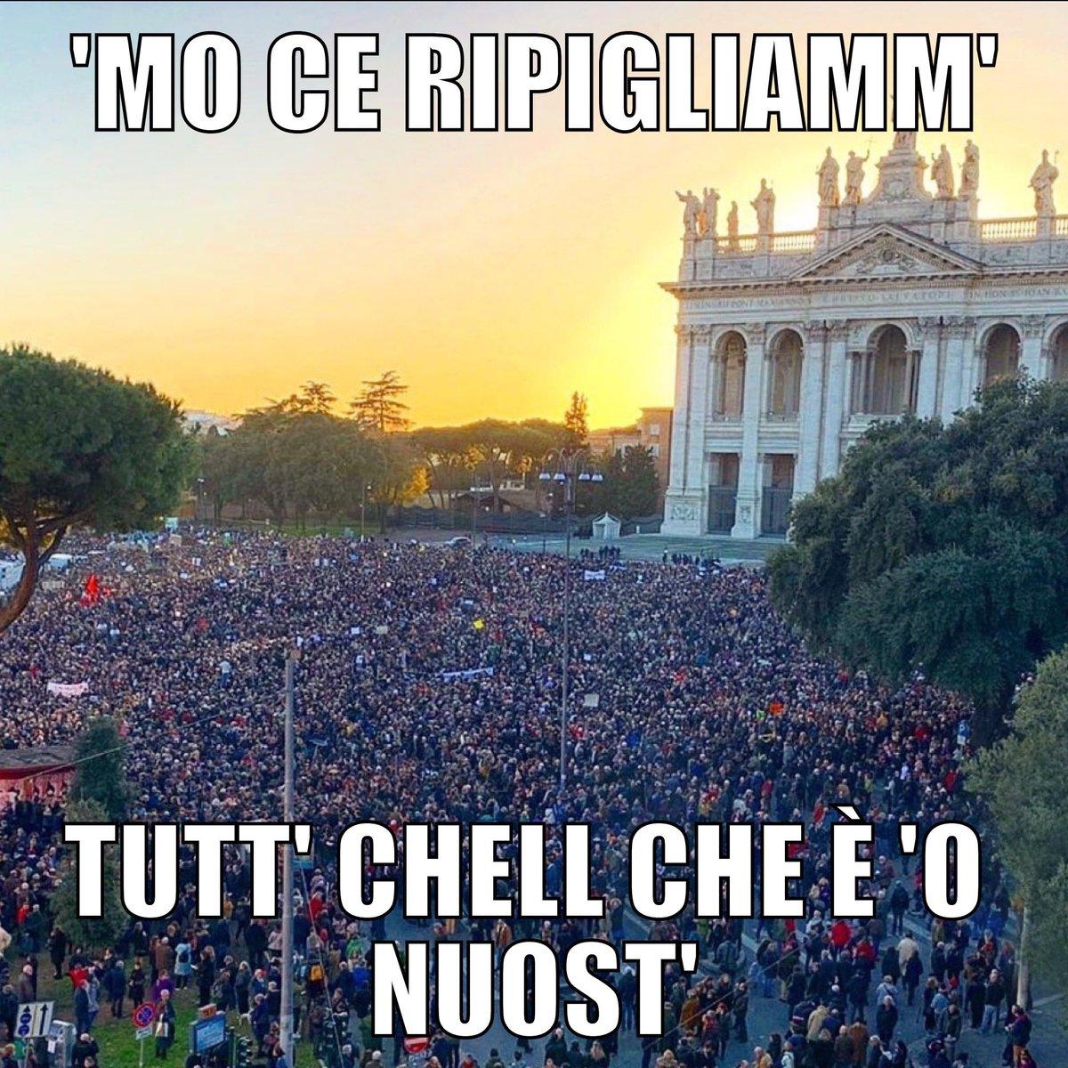 #RomaNonsiLega