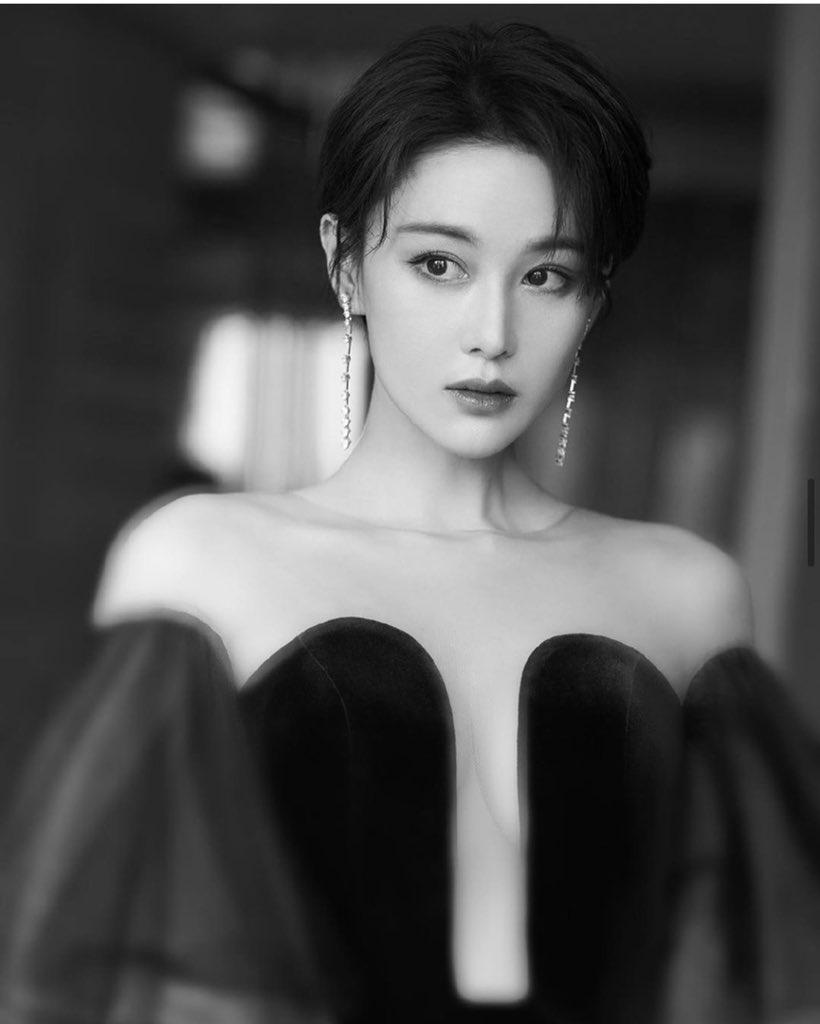 チャンシンユー様、ショートになってますます美しさが際立ってる…中華美人強い…