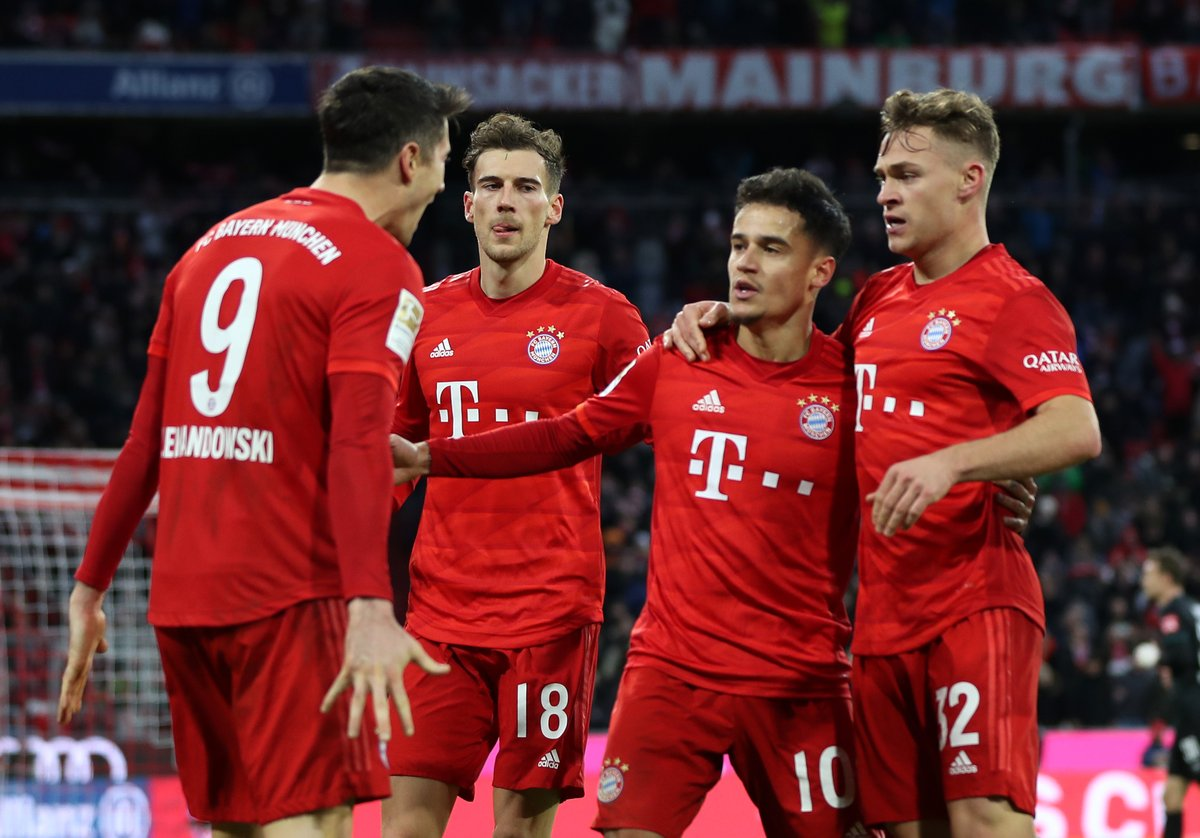 Soi kèo Freiburg vs Bayern Munich, Bundesliga 2h30 ngày 19/12