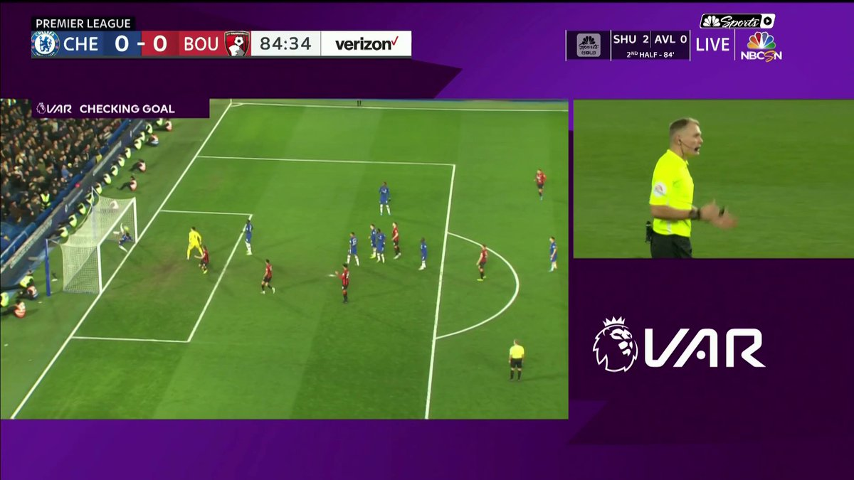 Bournemouth's Ridiculous Lob Beat Chelsea