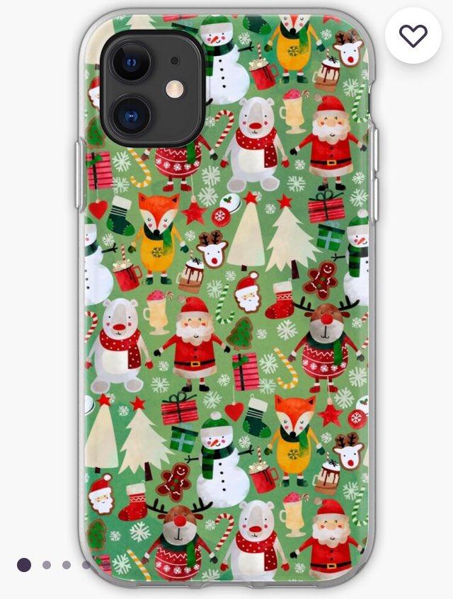 Sweet Christmas.    #iphone #iphonecase #samsung #skin #iphone8 #case #iPhoneX #pattern #redbubble #gift #giftidea #design #illustration #duvet #redbubble #gifts #present #graphicdesign #toughcase #iphonecase #phonecase #galaxycase #christmas #Xmas