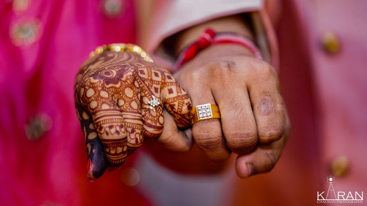 """""""We may have started as individuals, but now we are as one.""""   #weddings #engagementring #engaged #engagement #rings #love #lovelymoments #engagementphotos #forevertogether #weddingzin #engagementshoot #photooftheday #couplegoals #photography  #karanchauhan_photographypic.twitter.com/egCYf4x1sm"""