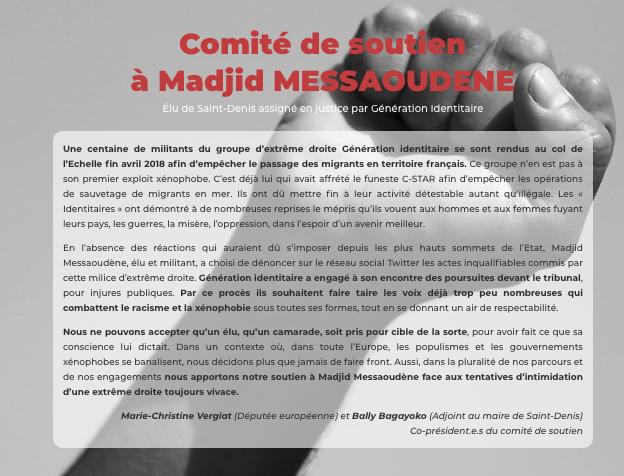 Madjid, Taha, Marwan : le jackpot de l'islamophobie