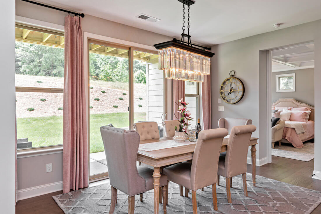 What #HomeDesigns are #trending in 2020? Our in-house design experts say shades of #pink will be a new #neutral. Coral, soft pink, light #blush and buff are popular choices for everything from #paint, to #tiles and #headboards. See our full list of trends: