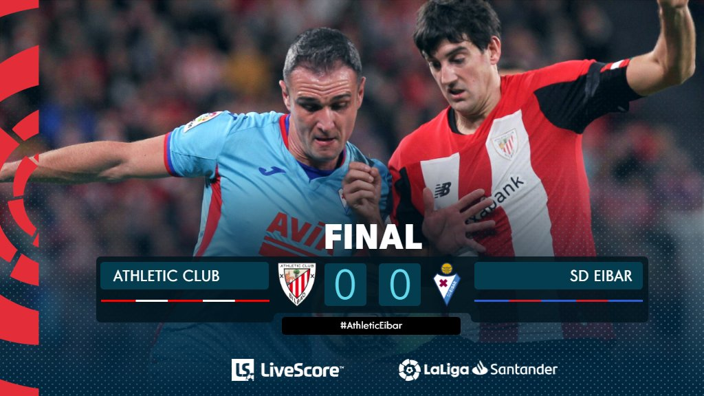 Athletic Bilbao-Eibar