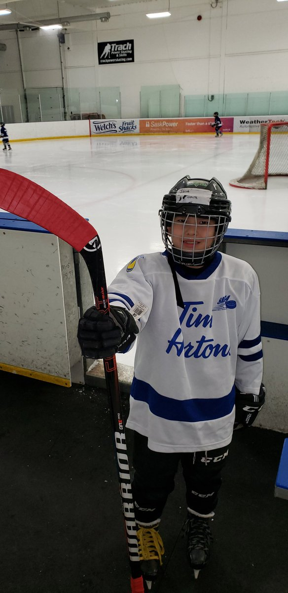 My son.  #redtapemovement #stopracisminhockey I really hope he doesn't have to endure this when he gets older #supportlogan #teamLogan<br>http://pic.twitter.com/zXtnbiyt8W