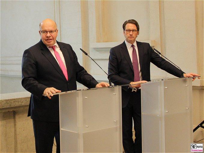 Laden ist das neue Tanken – zwei Bundes-Minister zum