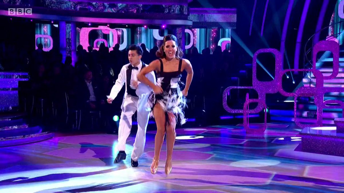 Just when we thought this Jive couldnt get any better... @kayzer_1 and @dowden_amy kick it and flick it out of the park! #StrictlyFinal
