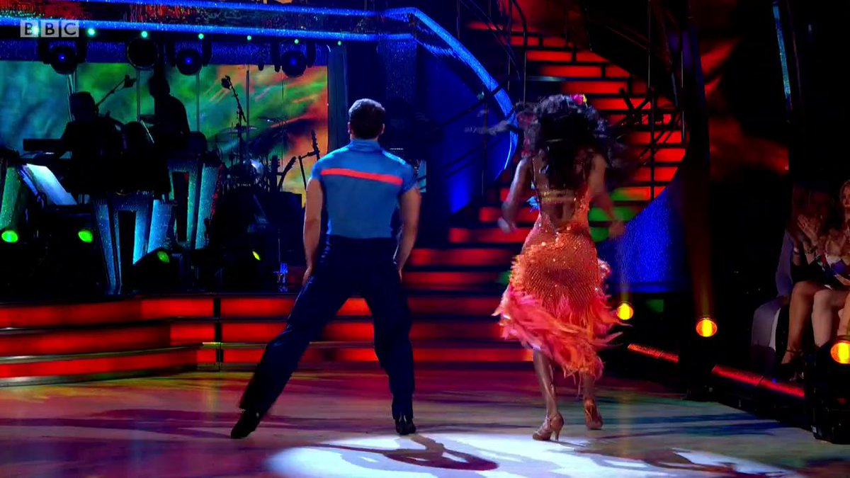 Kelvin and Otis Samba. Thats it. Thats the tweet. @kelvin_fletcher @OtiMabuse #StrictlyFinal
