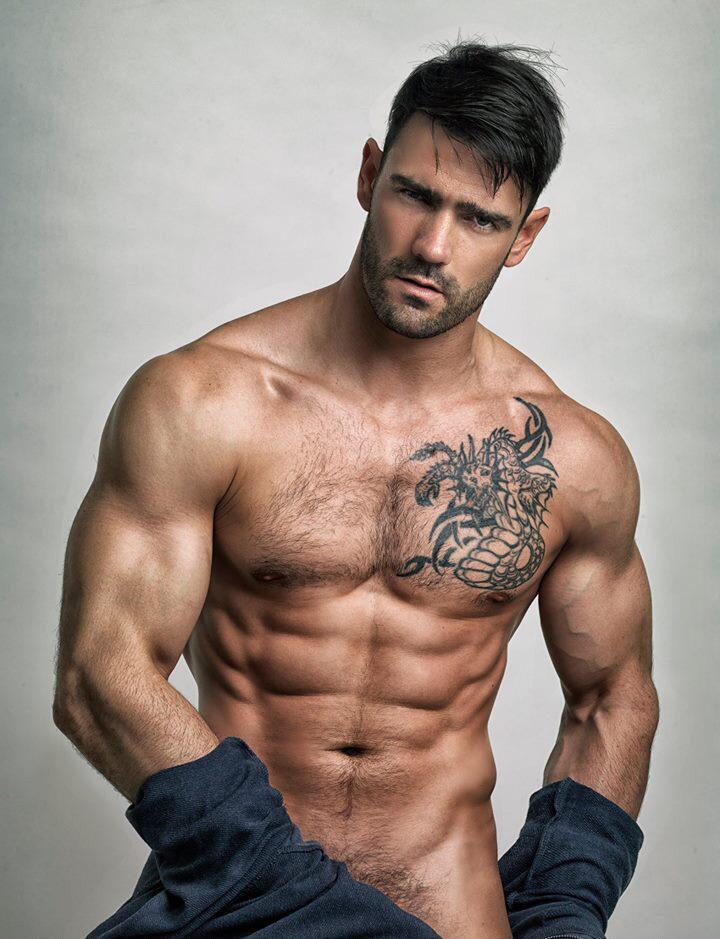 Honcho adult gay magazine