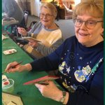 Image for the Tweet beginning: Allentown residents enjoyed making holiday