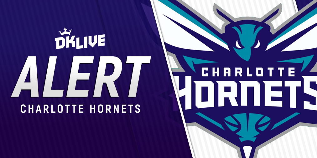 NBA INJURY ALERT: Hornets PF/C PJ Washington has been diagnosed with a fractured finger and will not play on Sunday vs. the Pacers. Analysis: http://live.draftkings.com  #AllFly #IndianaStyle