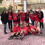 Image for the Tweet beginning: Victoria del #Cadete Femenino en