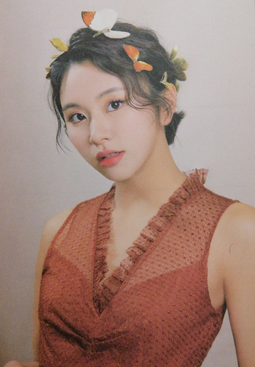 """TWICE 2020 Japan Seasons Greetings """"Illusion"""" Chaeyoung (2)  #Chaeyoung #채영"""