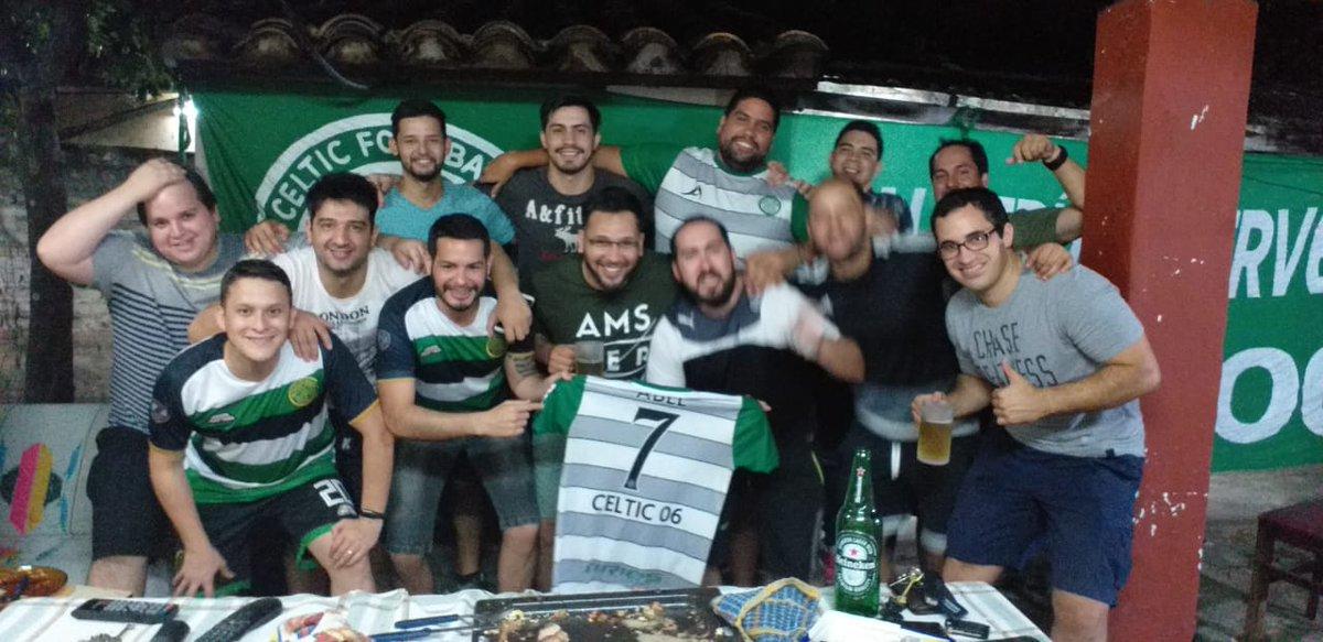 RT @DoctorManhattan: Gracias Celtic! https://t.co/0gq7G4oW49