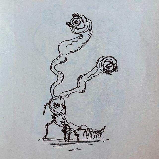 Eyeball Monster inspired by the Thing #artgram #creepyartist #creepyart #creepydrawings #horrorsketches #horrorartist #horrorartwork #horrordrawing #scifidrawing #scifiartist #sketchings #scifisketch #sketchaday #sketchs #sketch_book #sketchbooks #sketch… https://ift.tt/2swPhozpic.twitter.com/I5lJx0Evzt