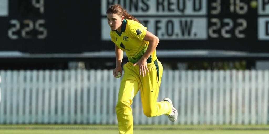 Annabel Sutherland, who only turned 18 two months ago, took 4/26 for Australia A in their win over India A yesterday.   Could we see her make her full international debut soon?