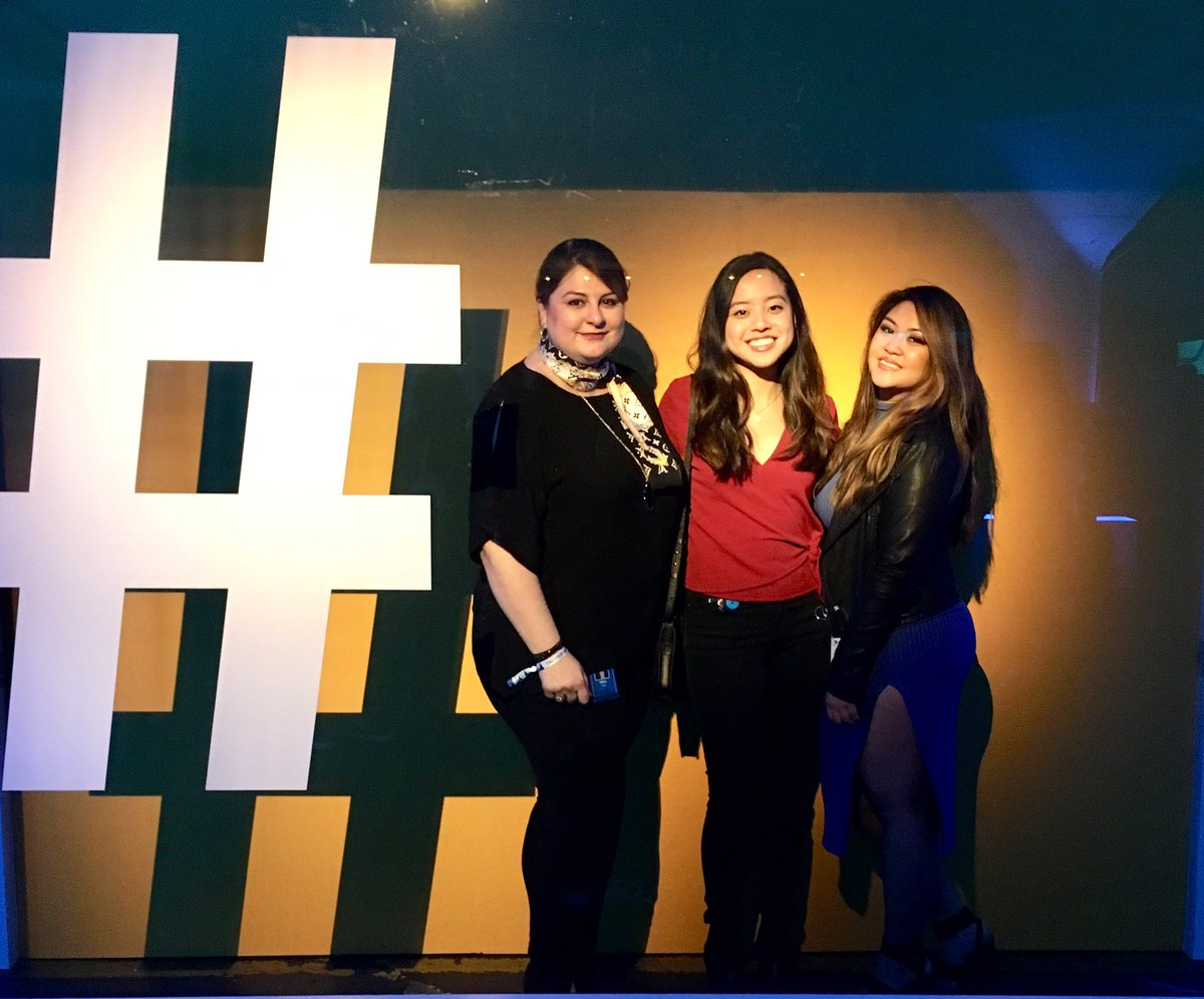 Such a memorable night with awesome friends @twitter  #holidayparty2019 #Celebrate #Lovewhereyouwork #LoveWhoYouWorkWith
