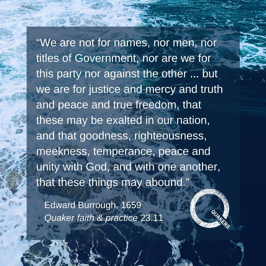 Quakers in Britain