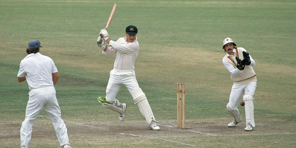 Happy birthday, Greg Matthews!  The former Australia all-rounder averaged more than 40 with the bat in Test cricket and took 10 wickets in the second ever tied Test, between India and Australia in 1986.