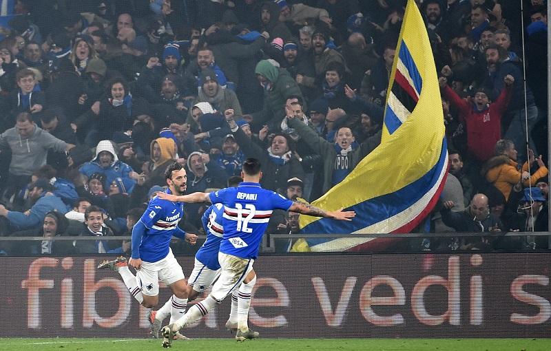 #GenoaSampdoria