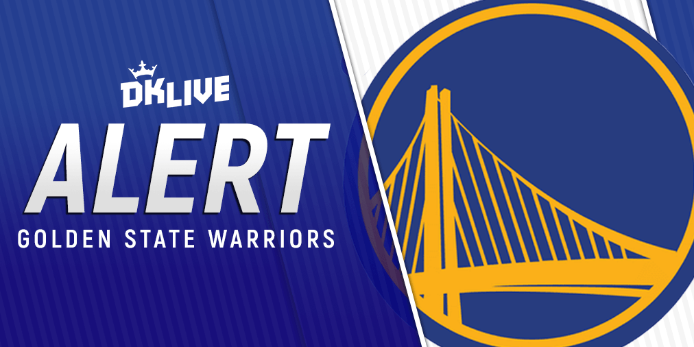 NBA INJURY ALERT: Warriors SF/PF Eric Paschall (hip) is listed as questionable for Sunday's game vs. the Kings. Analysis: http://live.draftkings.com  #DubNation #SacramentoProud