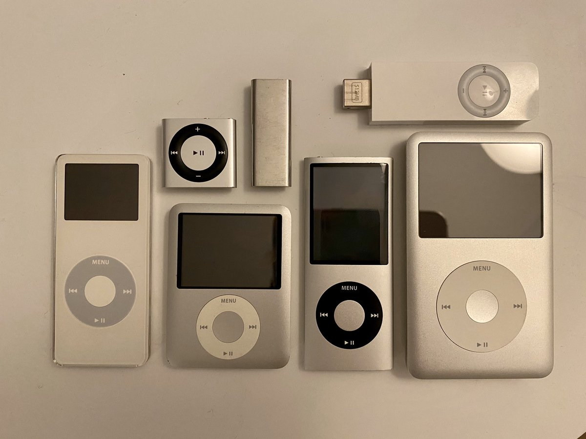Jordan Singer On Twitter History Of Ipod