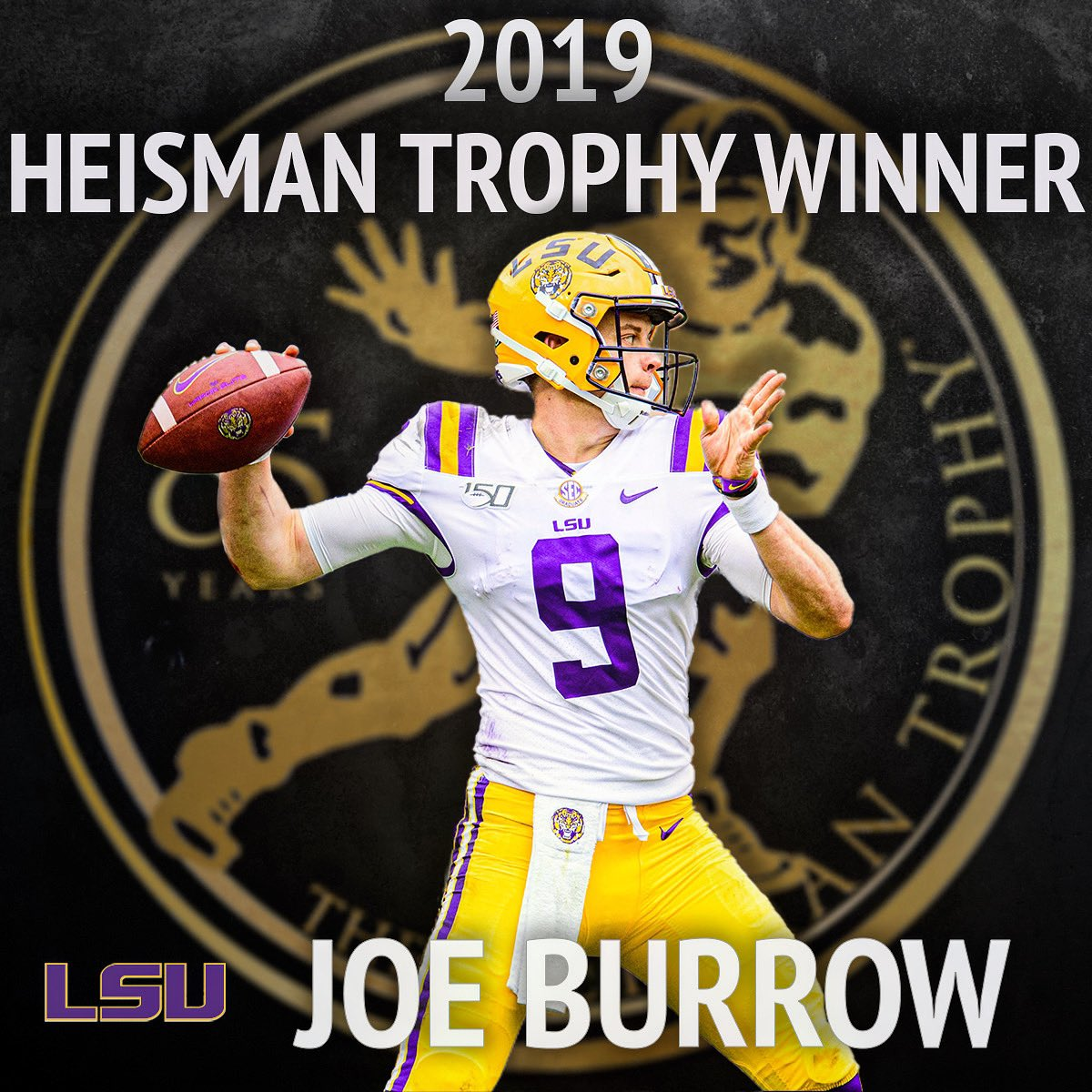 @HeismanTrophy's photo on #HeismanTrophy