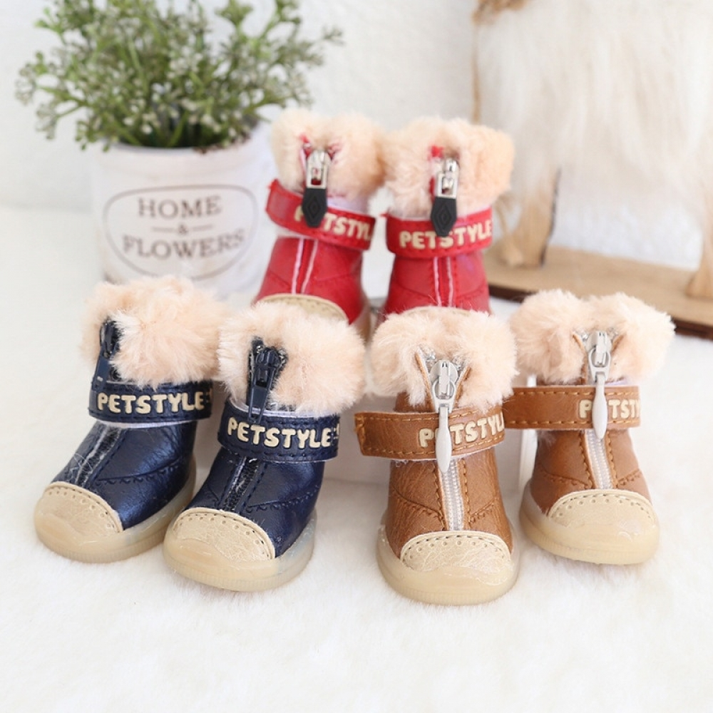 #lovecats #lovepuppies Cute Plush Shoes for Dogs https://fuzzandpaws.com/cute-plush-shoes-for-dogs/…pic.twitter.com/9i7YQPMMFE