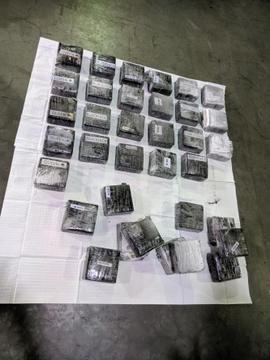 अंतरराष्ट्रीय ड्रग रैकिट का भंडाफोड़, जब्त की गई 100 करोड़ से ज्यादा की कोकीन