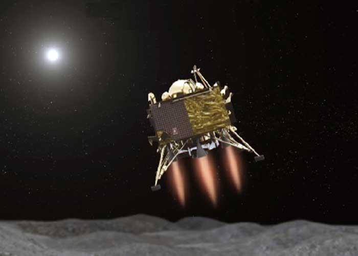 Space failure part of big game: #NASA-JPL CTO on #Vikramlander https://t.co/Gj8LBJ0ivO https://t.co/ALNpbcWD0a