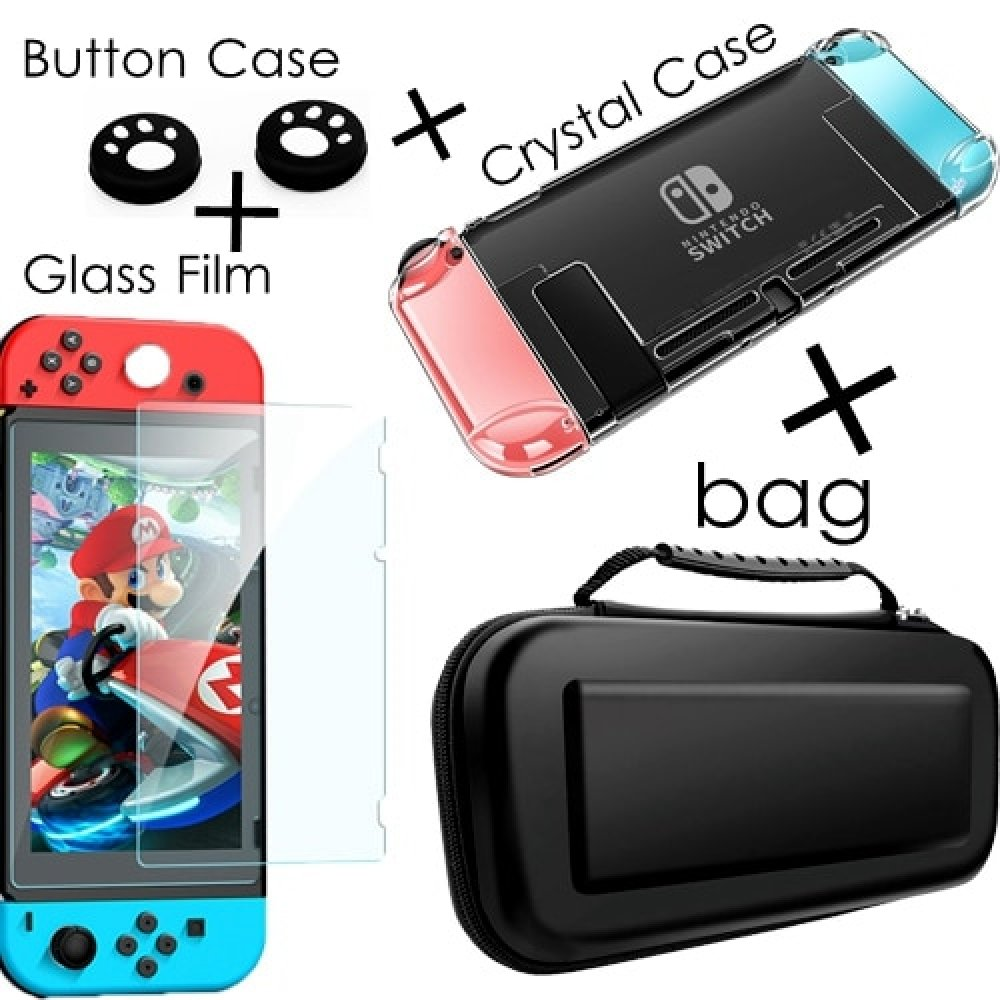 #gamer #gamerforlife #consolegaming #pcgaming #onlineshopping #ps4 #xbox #nintendoswitch Nintendo Switch Protective Kitpic.twitter.com/52zlcAAJho