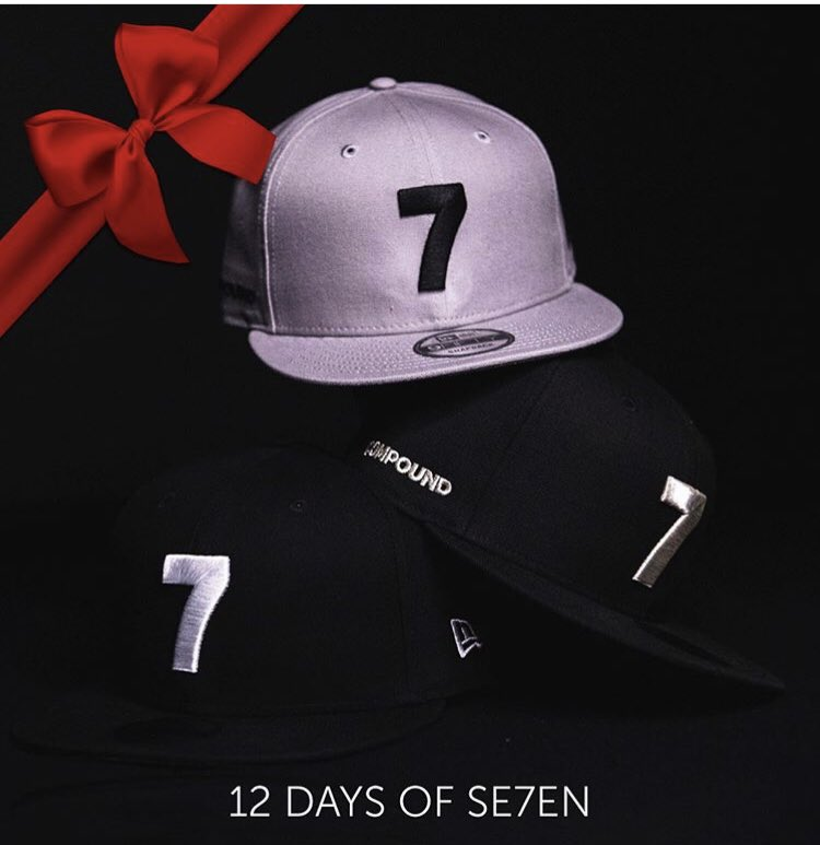 Get your 7 hat for the holiday. https://t.co/IUZU9OzPjK https://t.co/7RH6WuKtku