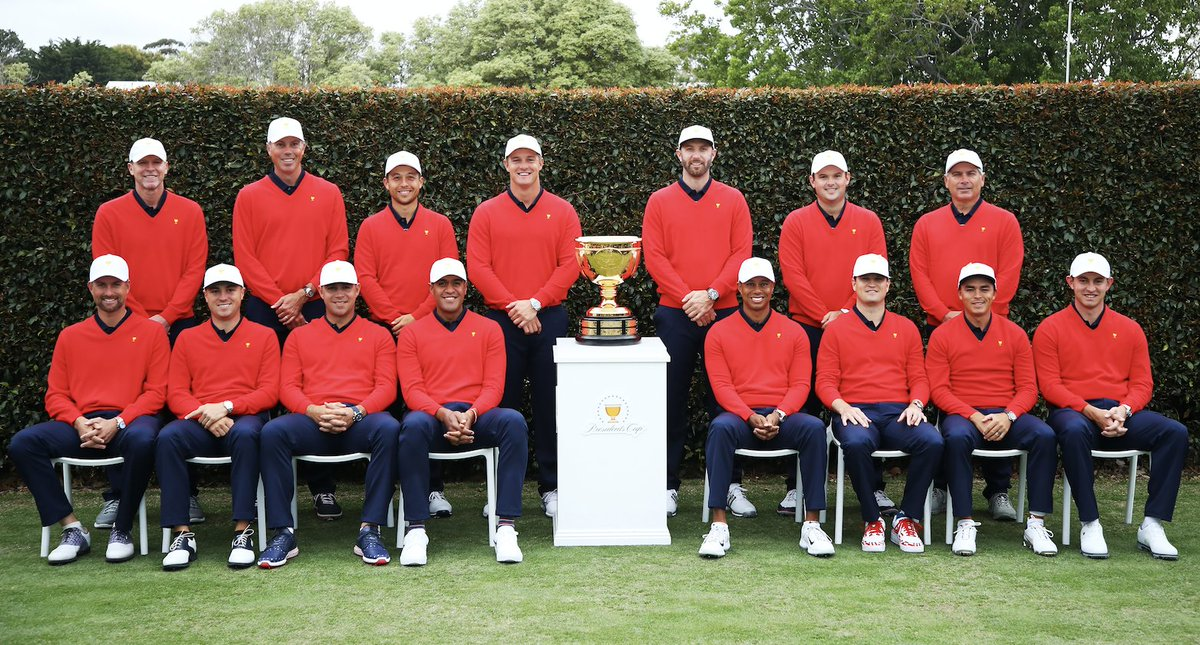🇺🇸🏆🇺🇸🏆🇺🇸🏆🇺🇸  The United States wins the #PresidentsCup!  Leaderboard: http://watchgolf.ch/MXxqjo