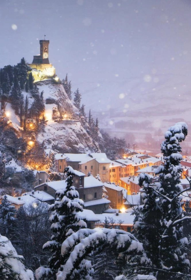 Beauty is everywhere: Brisighella ,  Italy