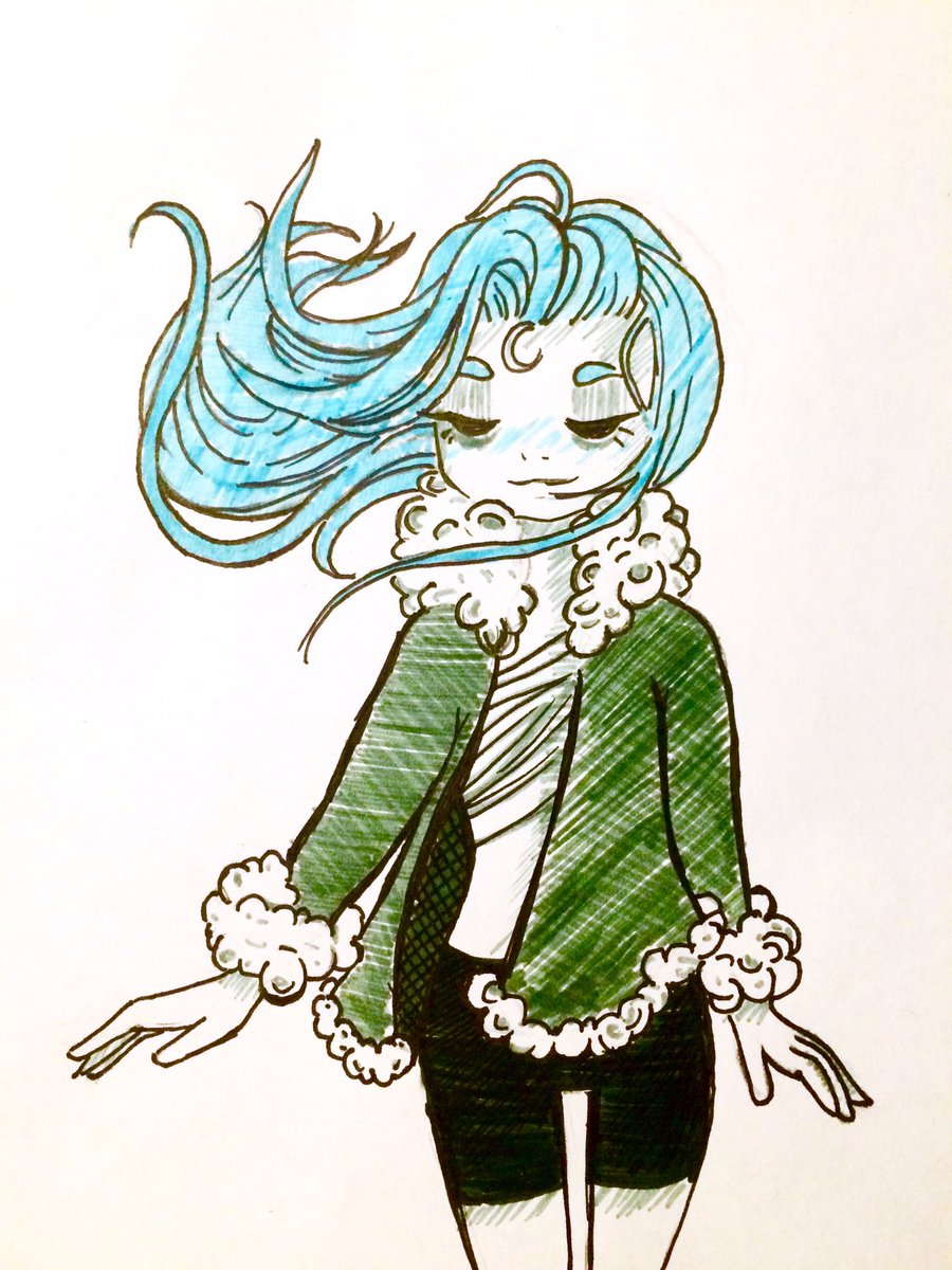 #myart #myartwork #drawing #doodle #myoc #ink https://t.co/KXQo6lNDGx