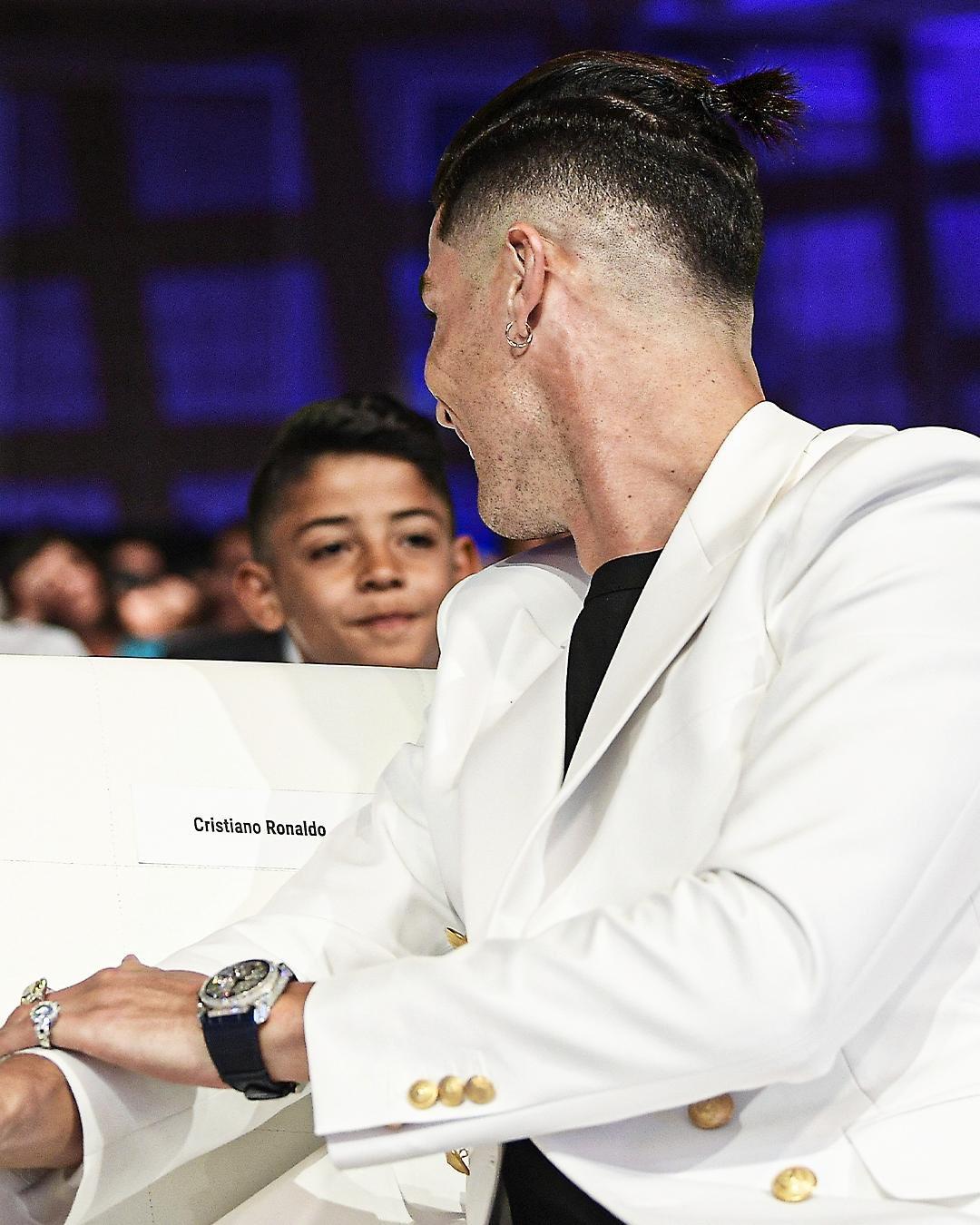 Most Important News Of 2020 So Far Cristiano Ronaldo Rocks A Man