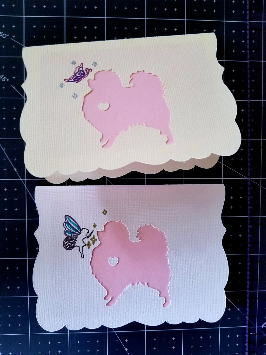 Made a couple more pommy cards. Thinking about putting them in the shop. #lovepoms #pomlife #pomeranianlover #pomeranian #pomsofinstagram #pomstagram #instapom #pomeraniansofinsta #pomeraniandogpic.twitter.com/4lcwBLSt1e