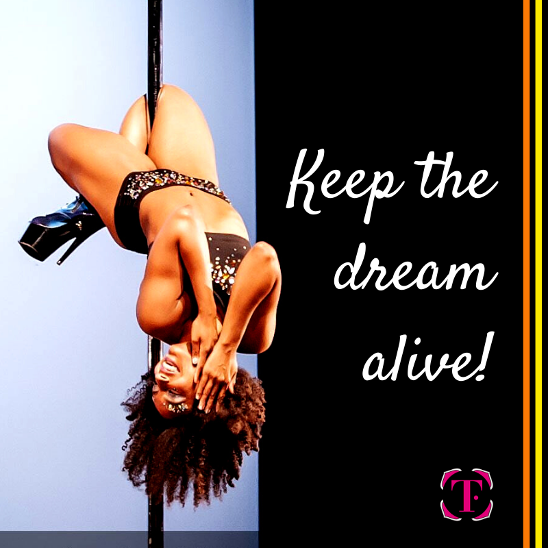 Don't give up. The beginning is always the hardest. Let us help you! http://bit.ly/2Cxpron  #polefitness #poledance #poleinspiration #tantratutorialspic.twitter.com/V7RSjMXXj8