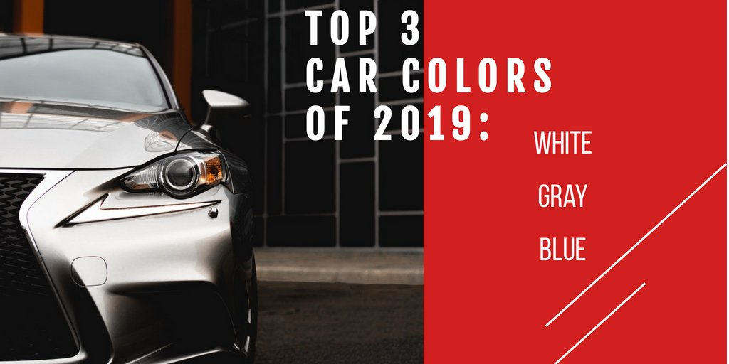 What color was your new car this year? Did it make the Top Car Colors list for this year? #lovemylexus #lexusdriver #favoritecar https://t.co/X5IpXcKdqb