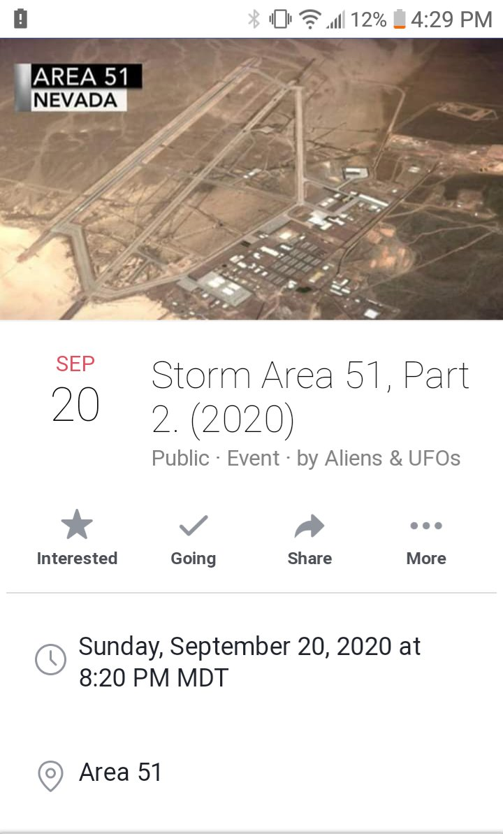 Who did this? #Area51 #Area51storm <br>http://pic.twitter.com/nUYkEfG7P7