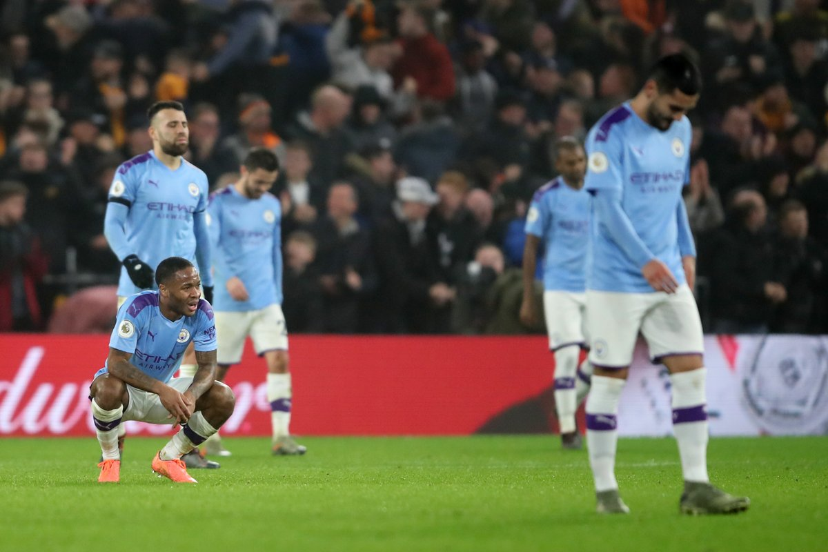 Video: Wolverhampton Wanderers vs Manchester City Highlights