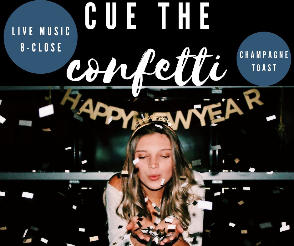 Party the night away PopStroke style🥂 join us for live music, football, and a FREE champagne toast New Years Eve from 8pm-12am 🍾 https://t.co/tKbIloRvoR