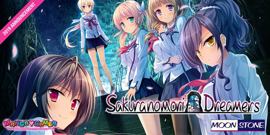 Sakuranomori Dreamers, AKA Secret Project #1, is now in beta!