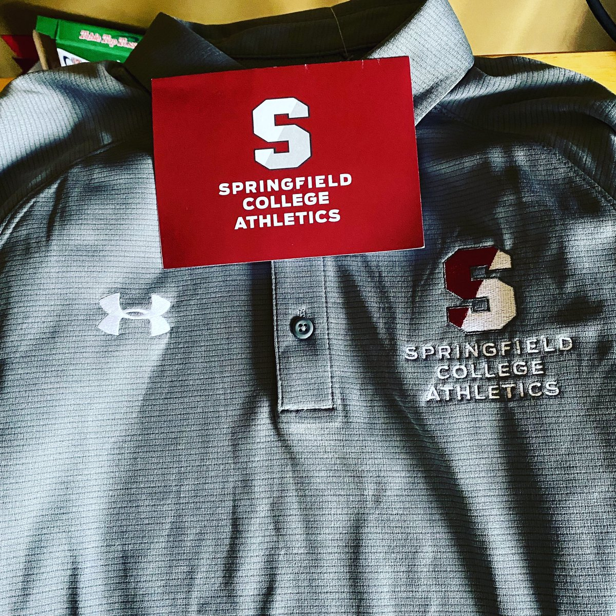 """Big thanks to Craig Poisson for my favorite gift this Christmas season. Can't wait to get back """"home"""" soon! @SCAlumniPride @SCPrideBaseball @SC_Pride"""