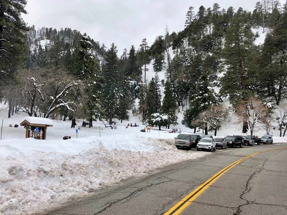 Mt baldy road conditions