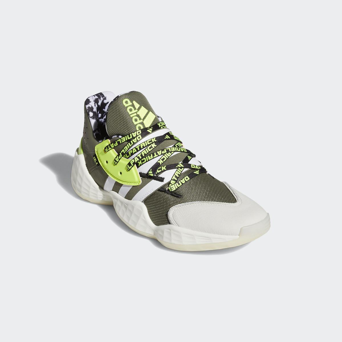 Adidas Harden Vol. 4 X Daniel Patrick