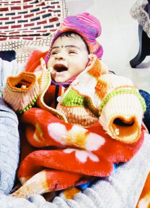 My niece Niharika aka Parukutty. pic.twitter.com/6v14BcBz46
