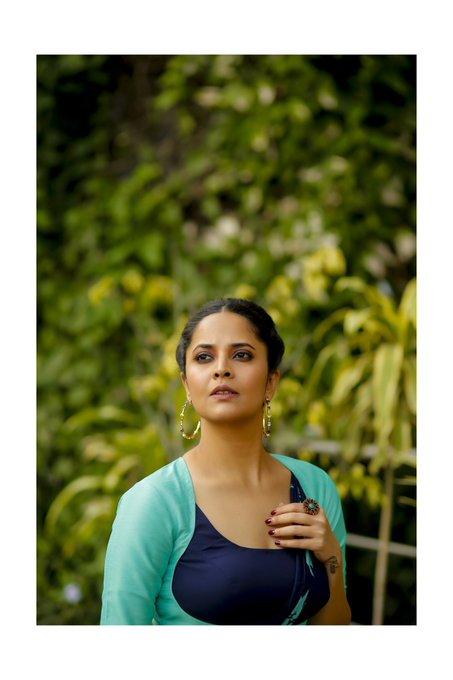 4 pic. For #LocalGangs #tonyt  #DrapeStories from #GauriXAnasuya 💝 @Gauri_Naidu  PC: @Valmikiramu2 ☺️ #SaturdaysAreForLocalGangs