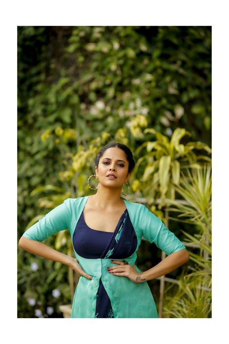 1 pic. For #LocalGangs #tonyt  #DrapeStories from #GauriXAnasuya 💝 @Gauri_Naidu  PC: @Valmikiramu2 ☺️ #SaturdaysAreForLocalGangs